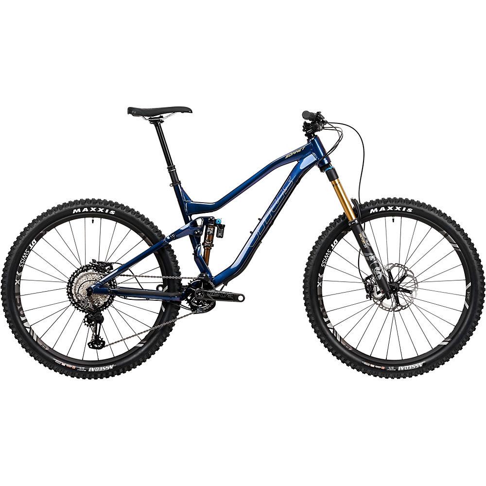 Bici Vitus Sommet 29 VRX (XTR/XT 1x12) 2020 - Blurple