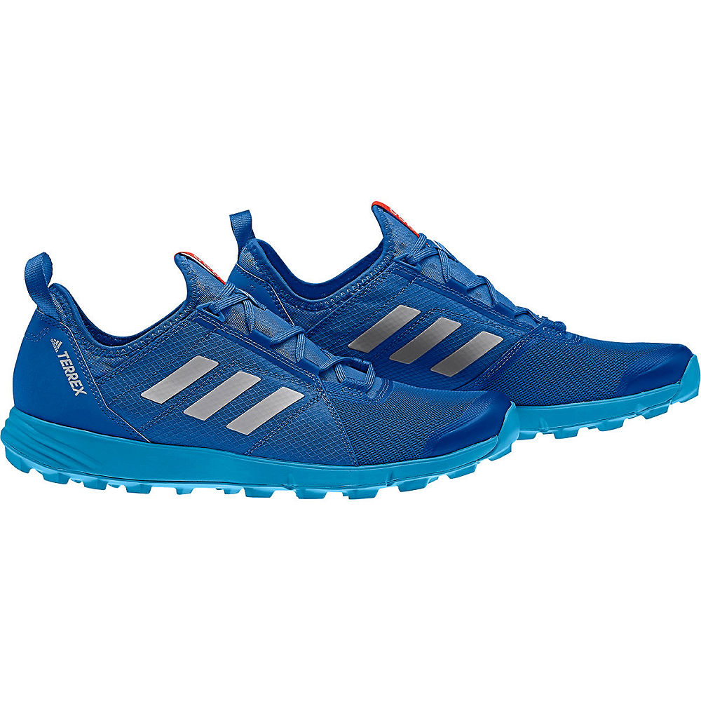 Image of adidas Terrex Agravic Speed Shoes - Blue Beauty - UK 11.5, Blue Beauty