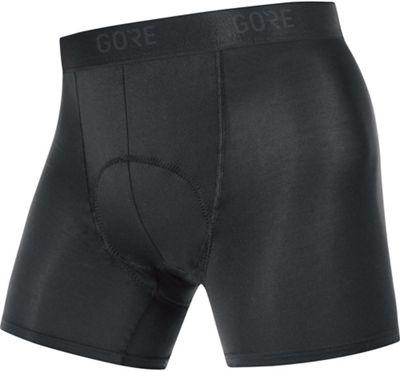 Gore Wear C3 BL Boxer Shorts+ - Negro - M, Negro