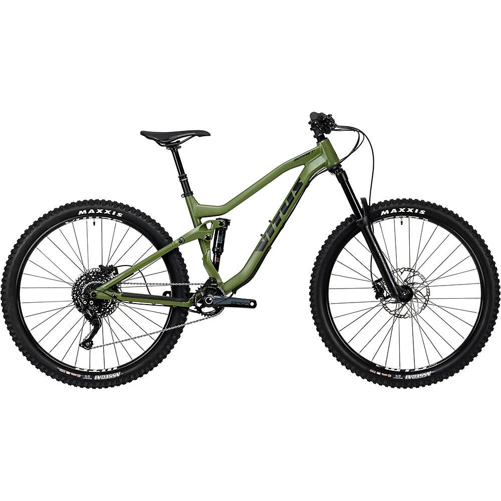 Bicicleta Vitus Sommet 29 (Deore 1x10) 2020 - Verde militar, Verde militar
