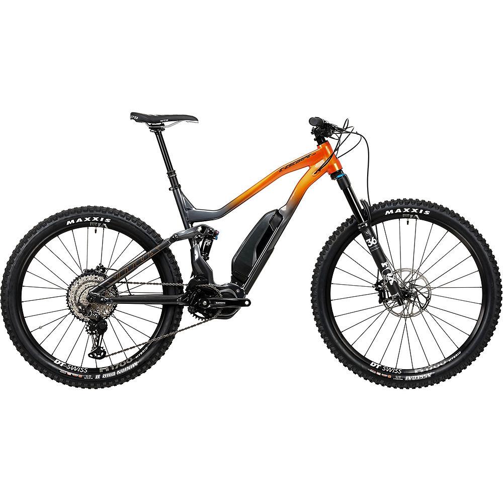Bici elettrica Vitus E-Escarpe VRS (XT 1x12) 2020 - Graphite - Fire - M