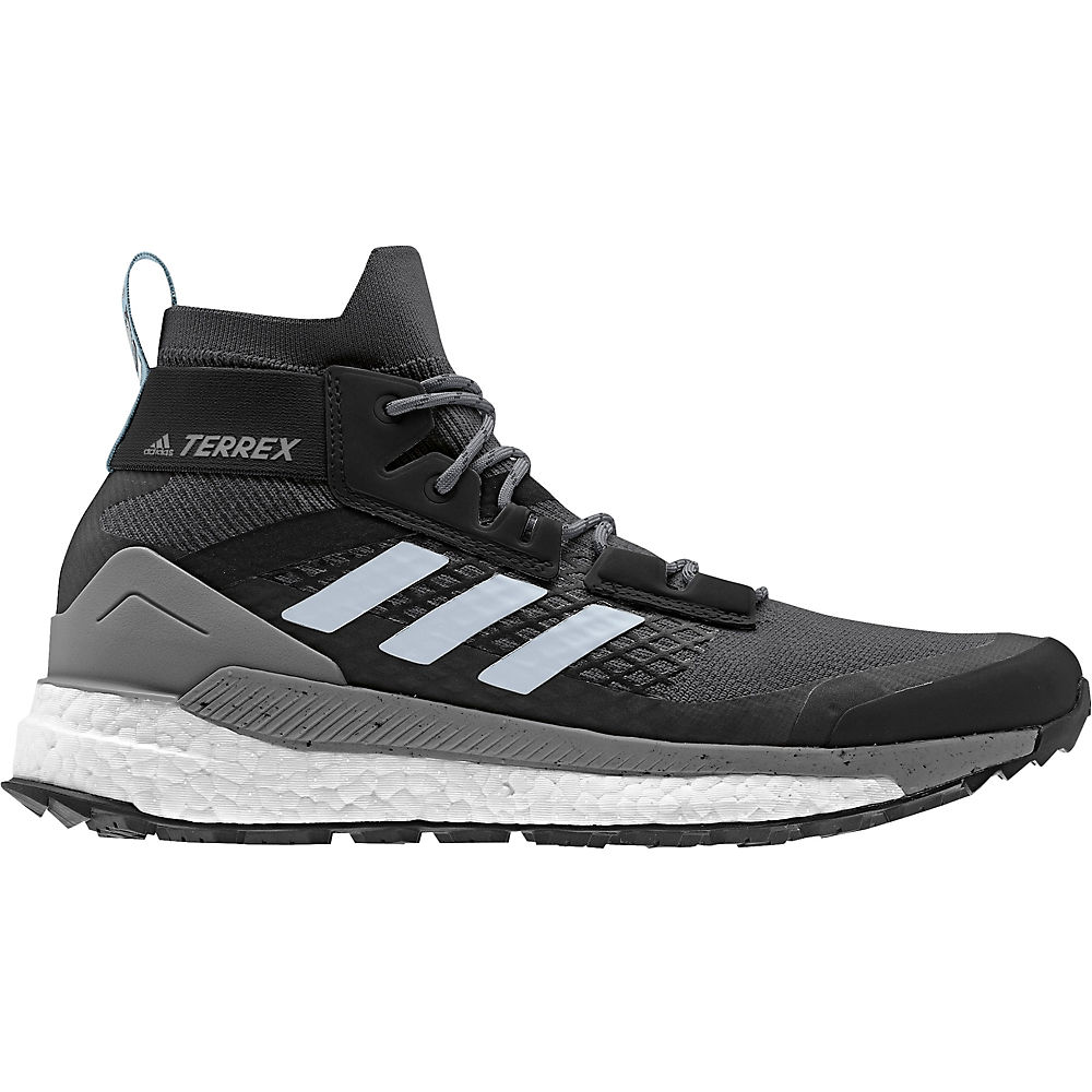 adidas Women's Terrex Free Hiker Boot  - Carbon - UK 4.5, Carbon