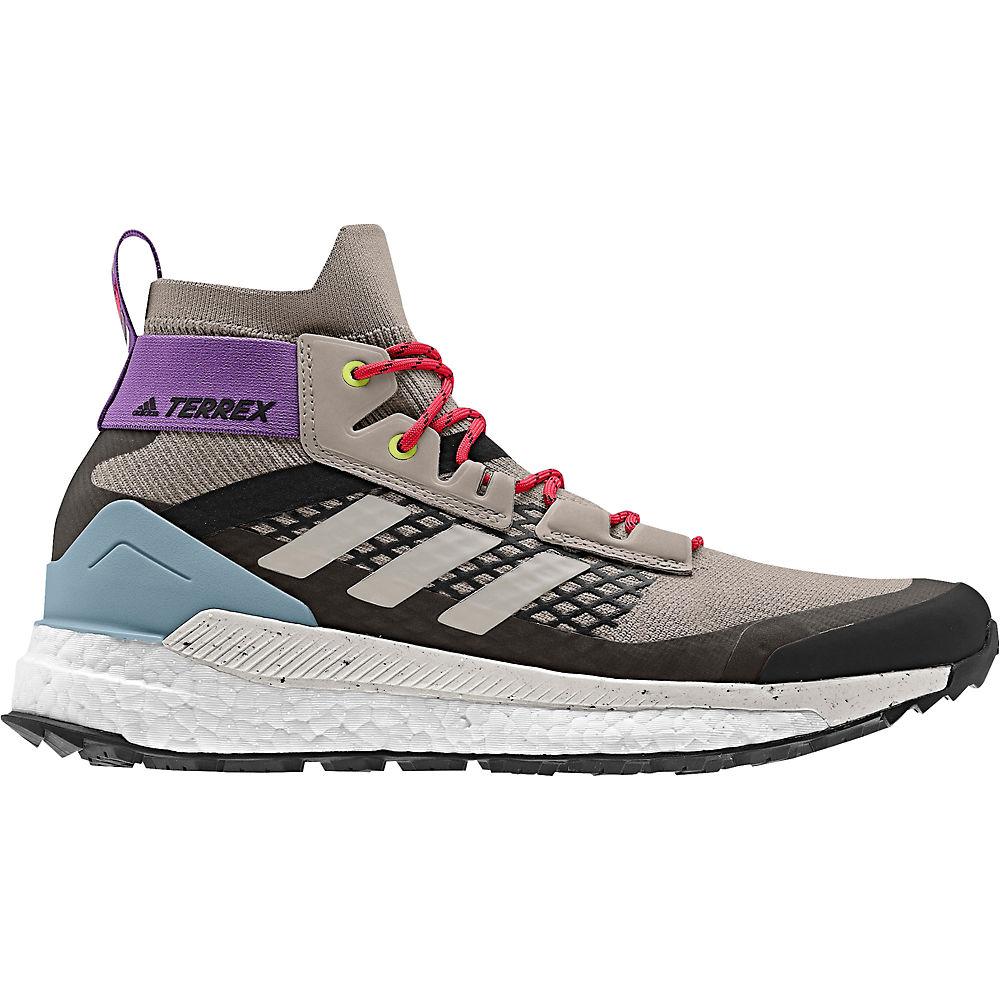 Adidas Womens Terrex Free Hiker Boot  - Light Brown - Uk 8  Light Brown