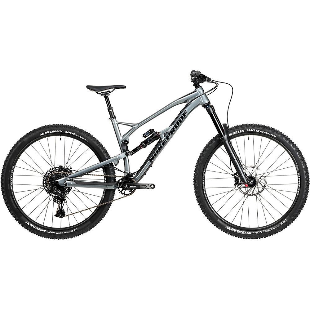 Bici in lega Nukeproof Mega 290 Comp (SX Eagle) 2020 - Metallic Grey
