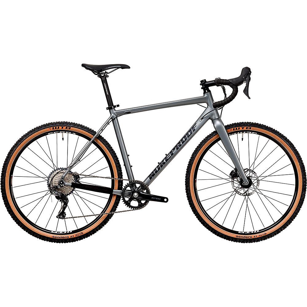 Bici gravel Nukeproof Digger 275 Comp 2020 - Concrete Grey - S
