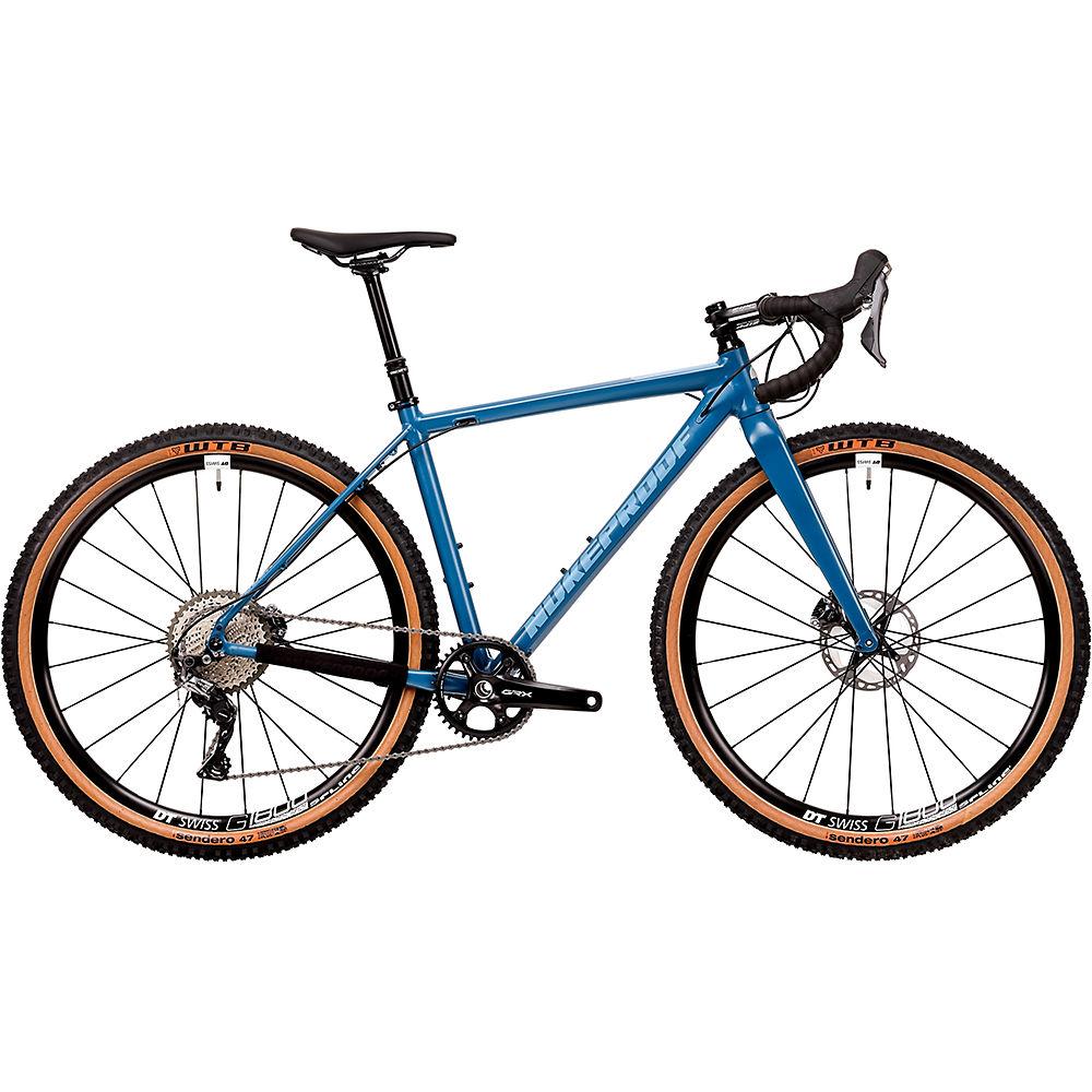 Bici gravel Nukeproof Digger 275 Factory 2020 - Bottle Blue