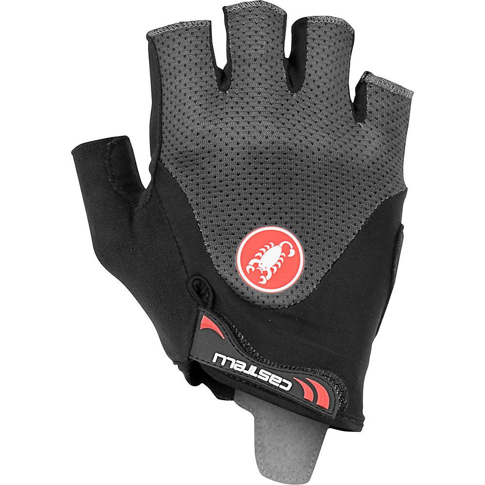 Castelli Arenberg Gel 2 Glove - Dark Gray, Dark Gray