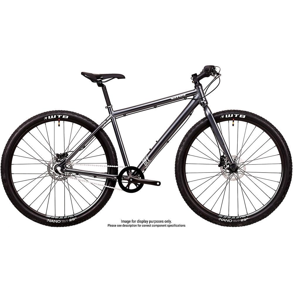 Bici da citt… Vitus Dee 29 VR (Nexus) 2020 - grigio - L