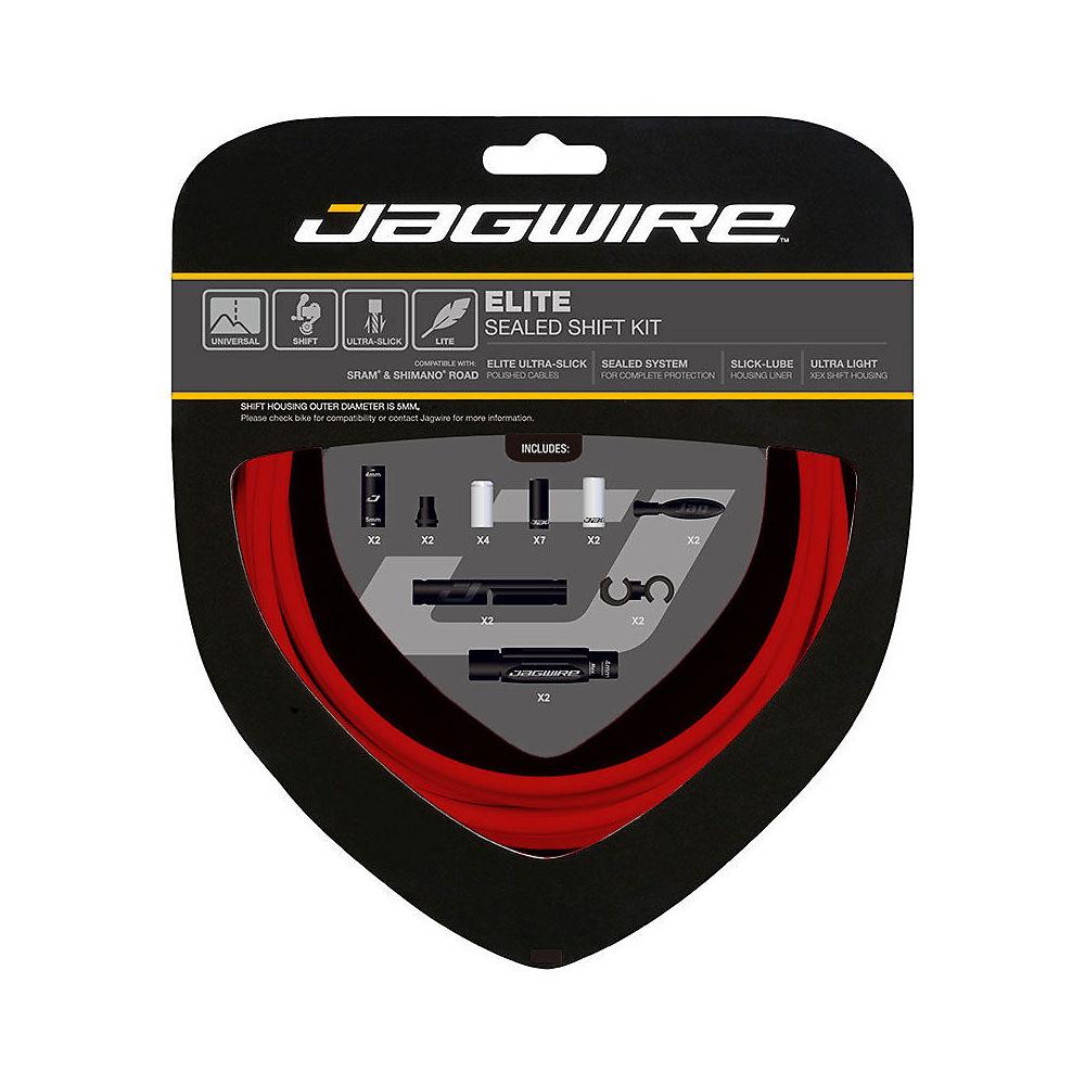 ComprarJagwire Road Elite Sealed Brake Kit - Rojo, Rojo