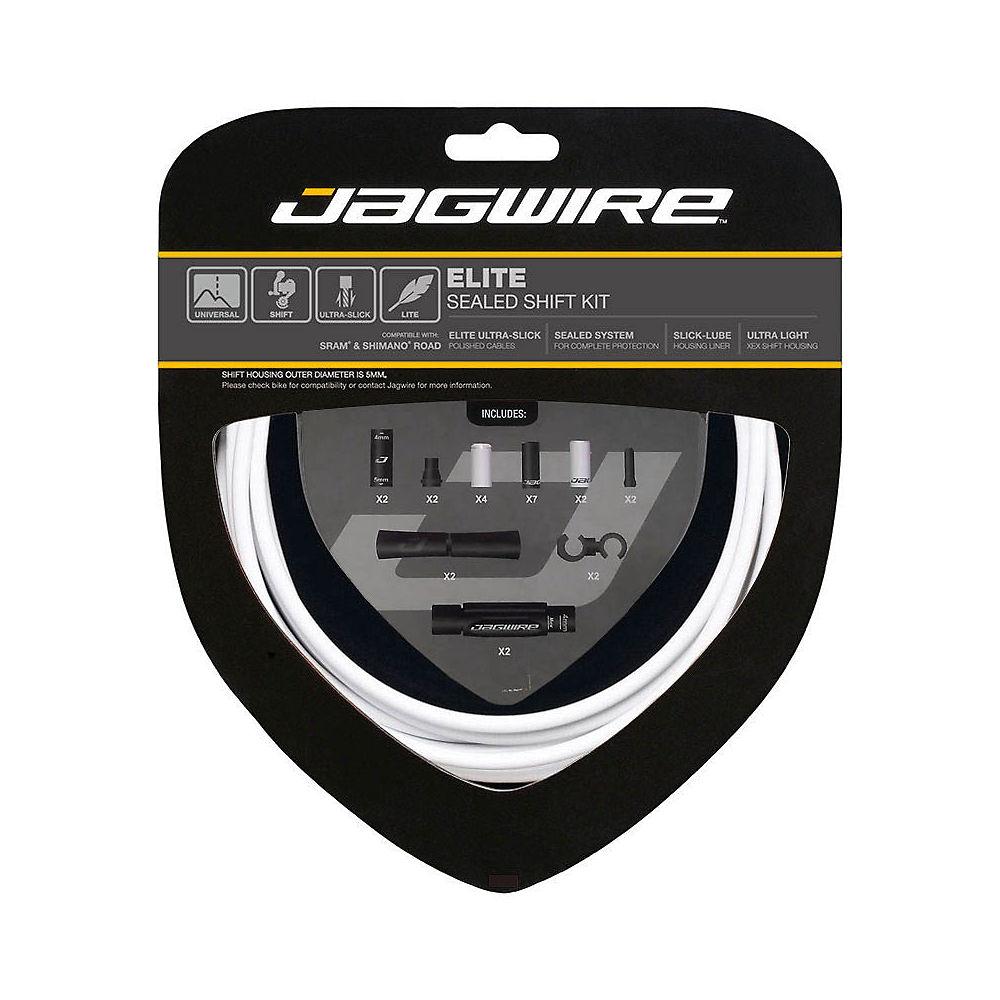 ComprarJagwire Road Elite Sealed Brake Kit - Blanco, Blanco