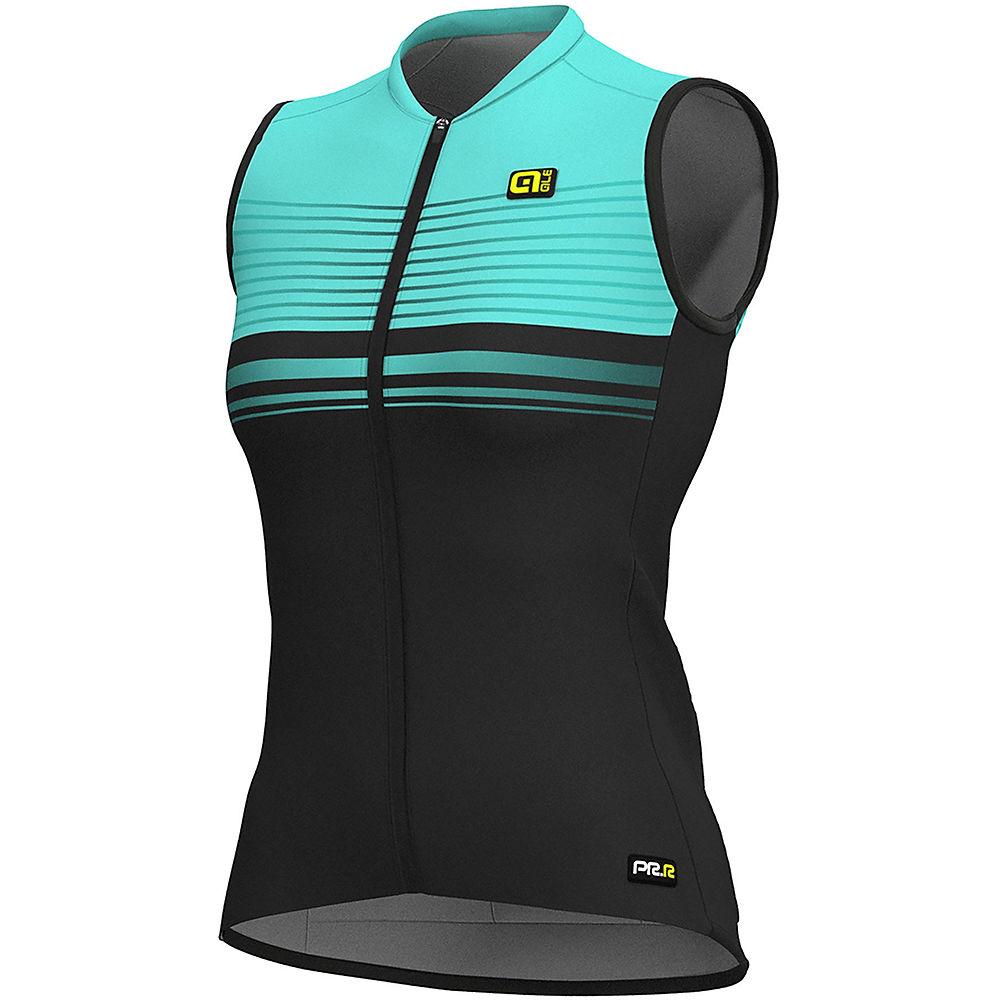 Alé Women's Graphics PRR SM Slide  Jersey - black-blue - XL, black-blue