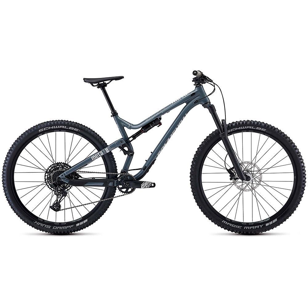 Commencal Meta TR 29 Ride Suspension Bike 2020 - grigio - nero