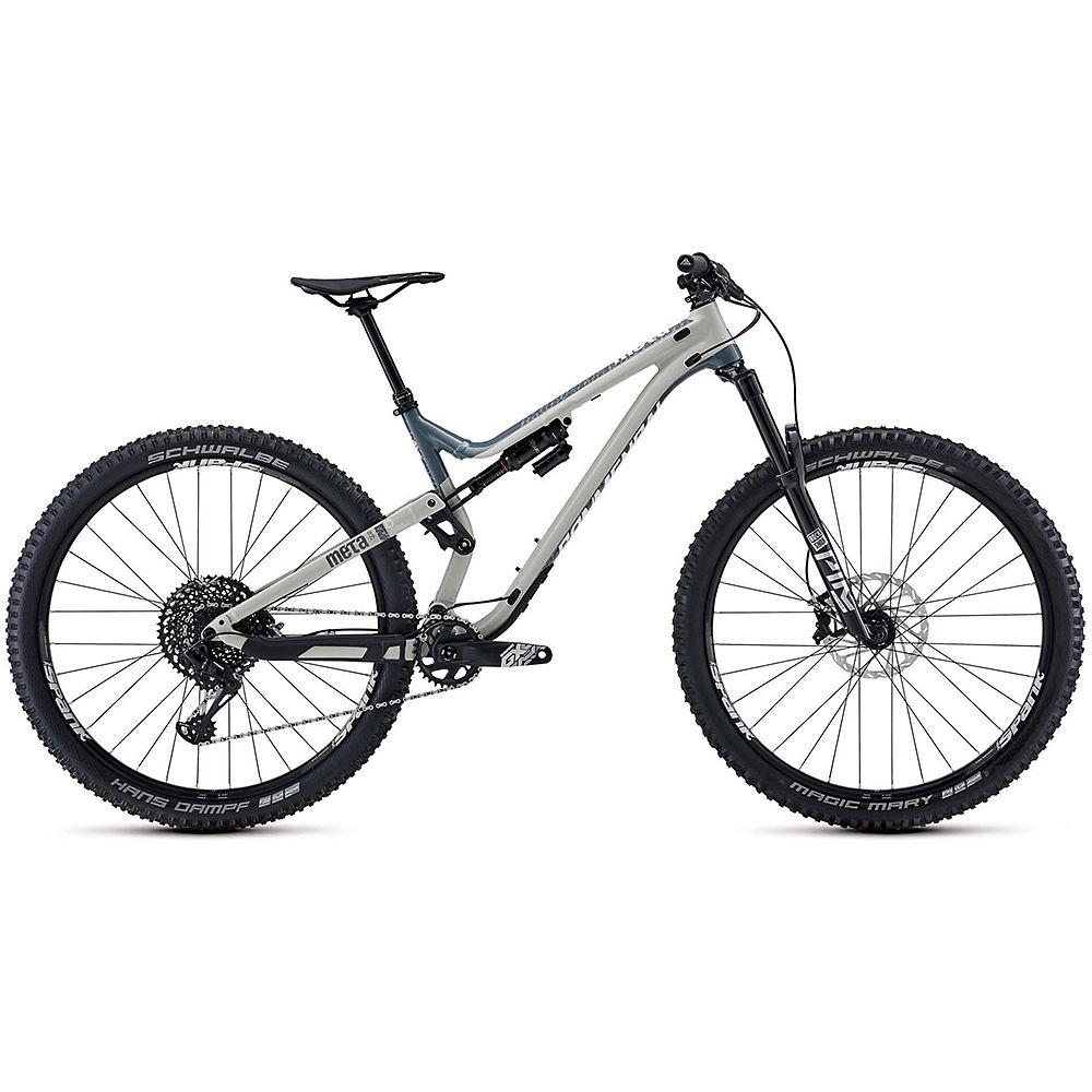 Commencal Meta TR 29 Race Suspension Bike 2020 - Gris, Gris