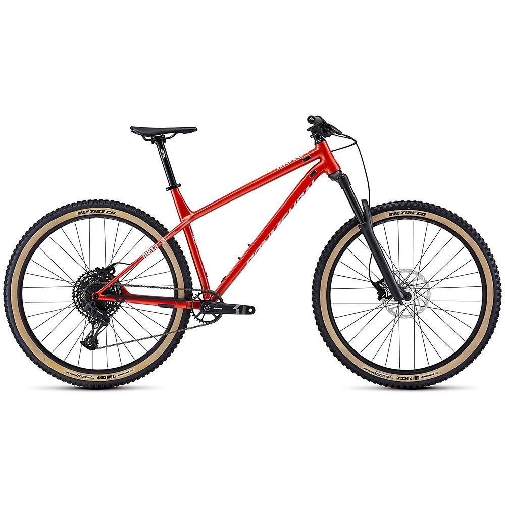 Commencal Meta HT AM Ride 29 Hardtail Bike 2020 – Orange – XL, Orange