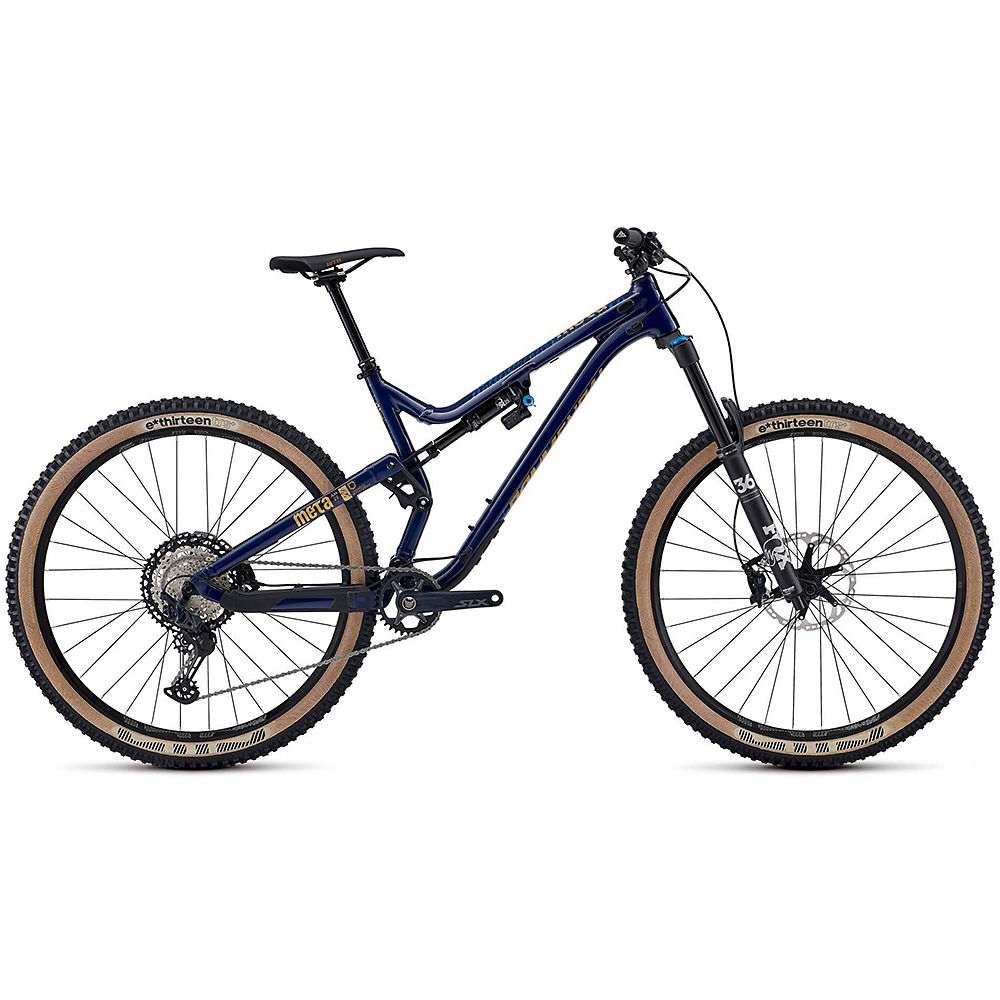 Image of Commencal Meta AM 29 Essential Suspension Bike 2020 - Bleu, Bleu