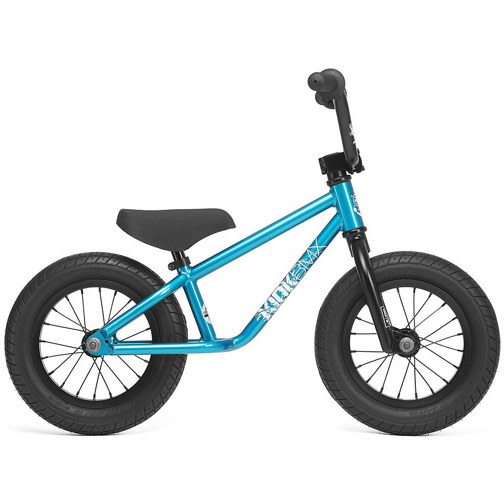 "Image of Kink Coast 12"" Balance Bike 2020 - Gloss Atomic Blue, Gloss Atomic Blue"