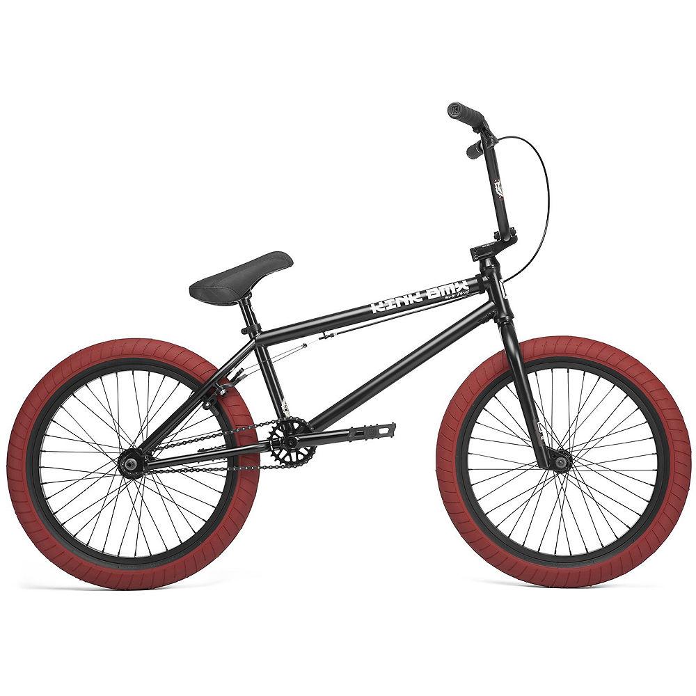 Bici BMX Kink Gap FC 2020 - nero opaco - 20.5