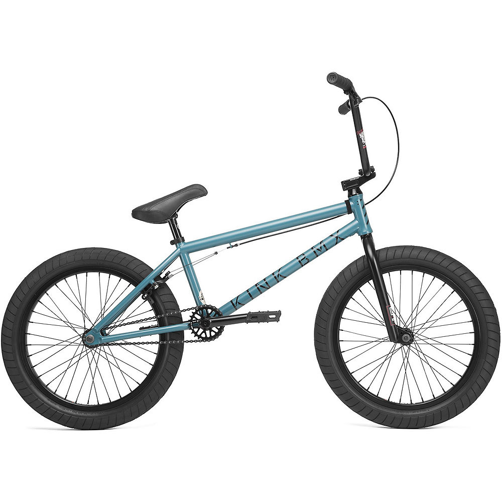 Kink Whip XL BMX Bike 2020 - Matte Dusk Turquoise - 21