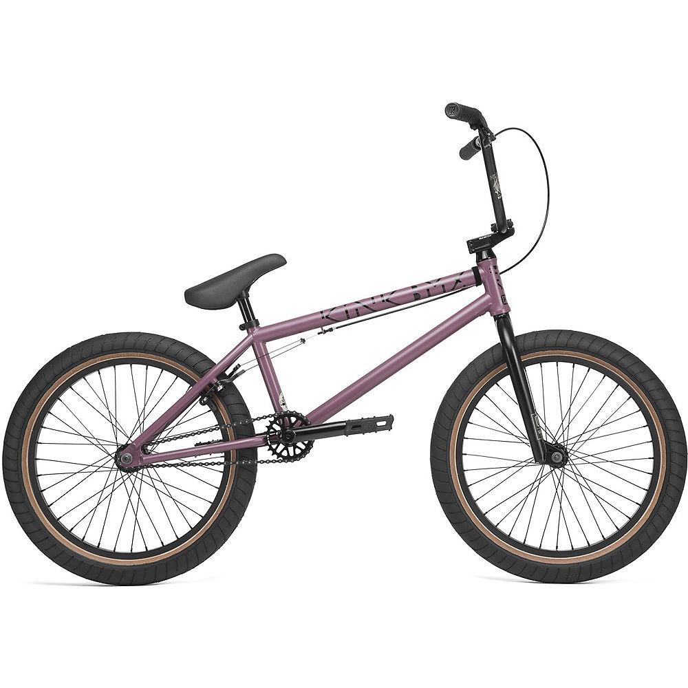 Kink Launch BMX Bike 2020 - Matte Dusk Lilac - 20.25