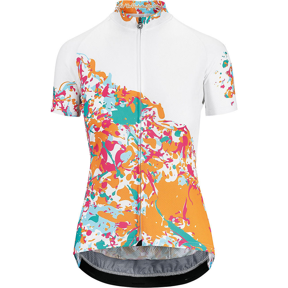 Image of Assos Women's Wild Short Sleeve Jersey - Candy, Candy
