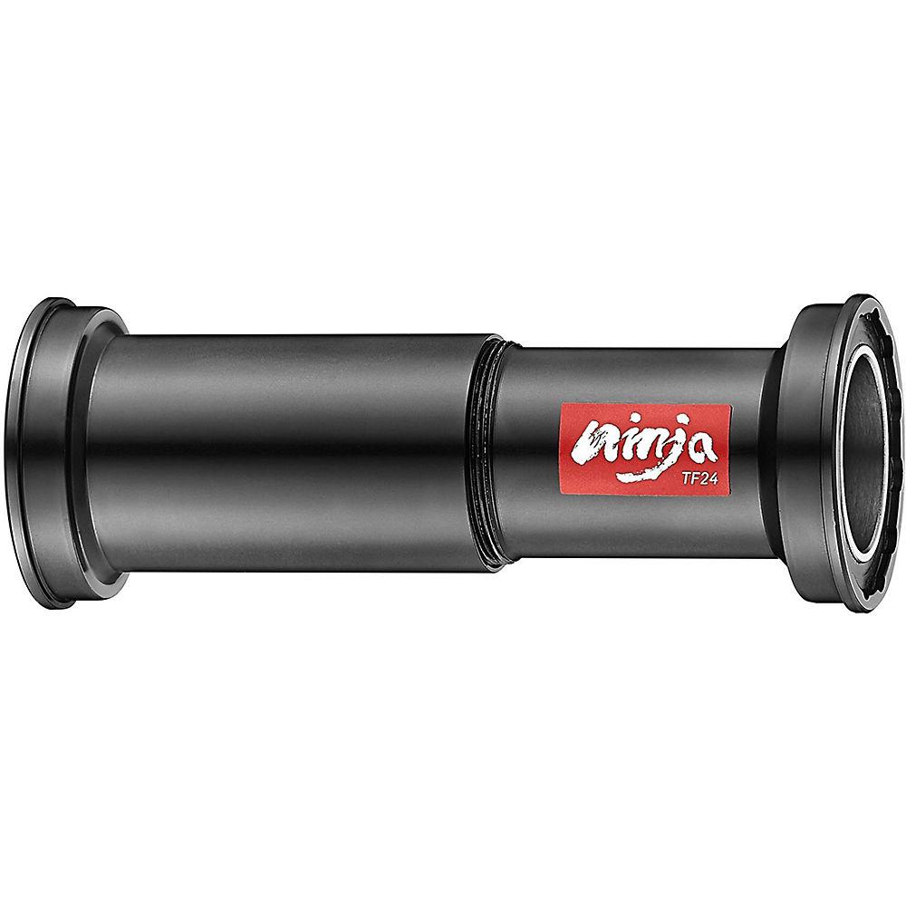 Token Ninja Trek BB90-BB95 Bottom Bracket - Black - 24mm Spindle, Black