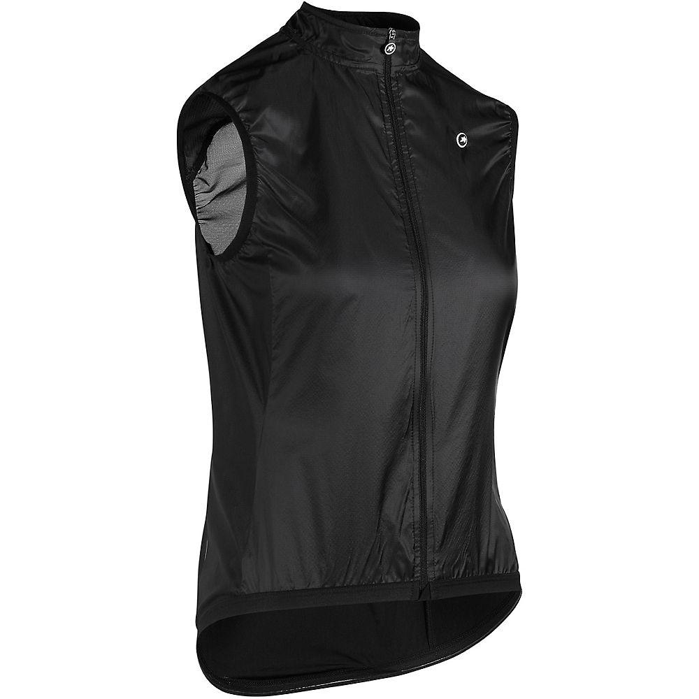Assos Uma Gt Wind Vest Summer - Black Series - Xs  Black Series