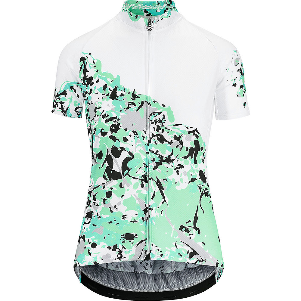 Image of Assos Women's Wild Short Sleeve Jersey 2020 - Candy - XS, Candy