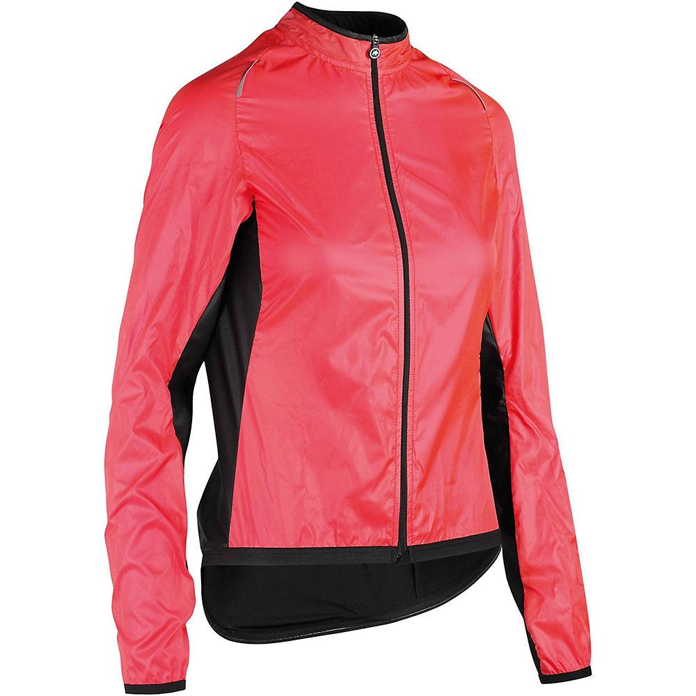 assos uma gt wind jacket summer 2021 - l - pink