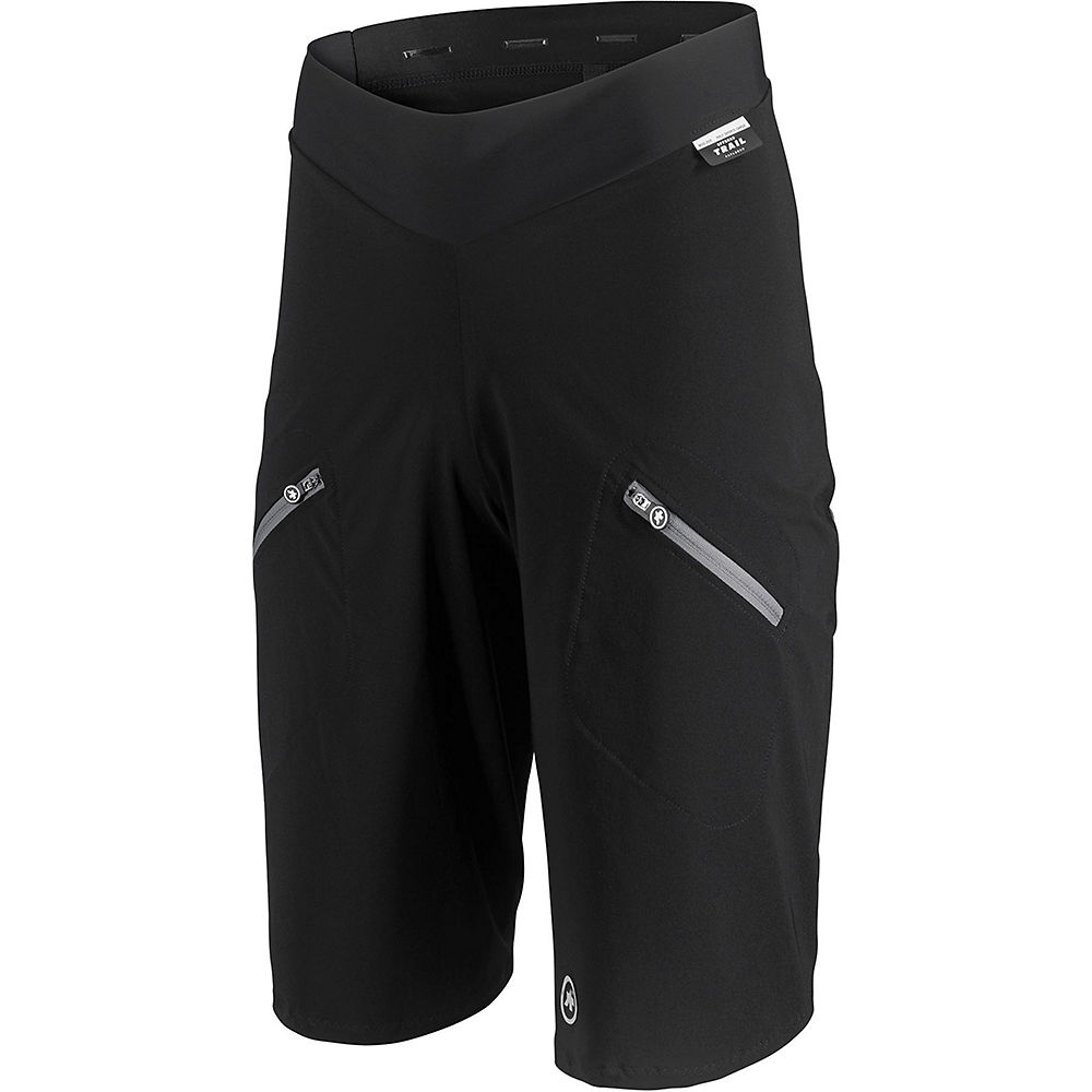 Assos Trail Cargo Shorts - Black Series - Xl  Black Series