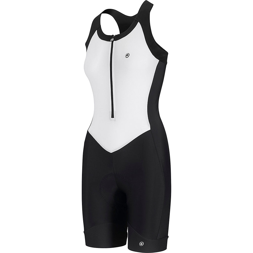 Assos UMA GT NS Body Suit – Holy White – XL, Holy White