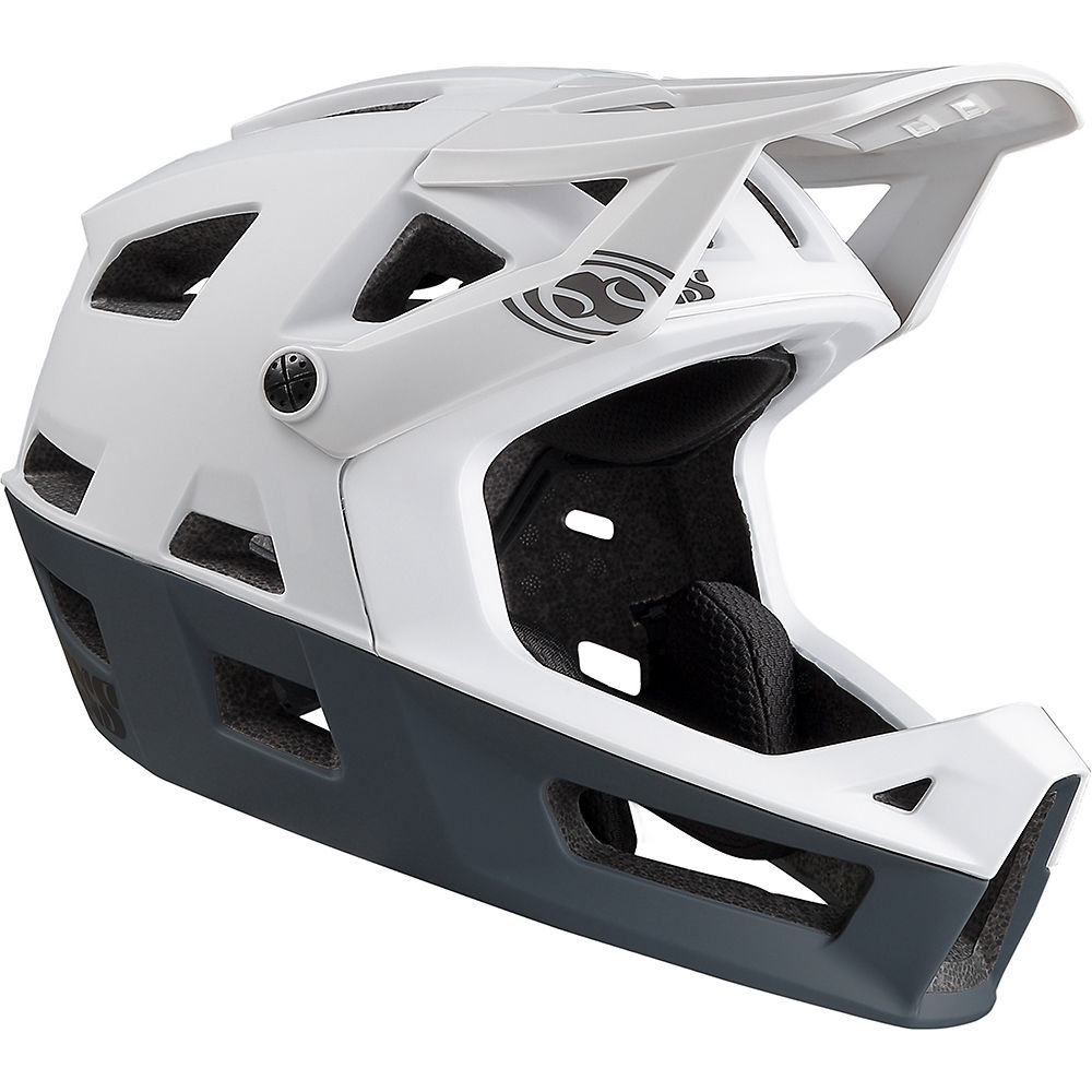 Image of Casque intégral IXS Trigger 2019 - Blanc - M/L, Blanc
