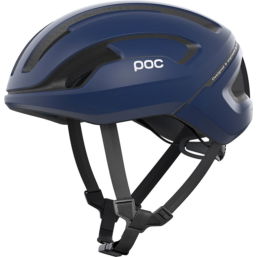 POC Omne Air SPIN Helmet - Lead Blue Matt, Lead Blue Matt