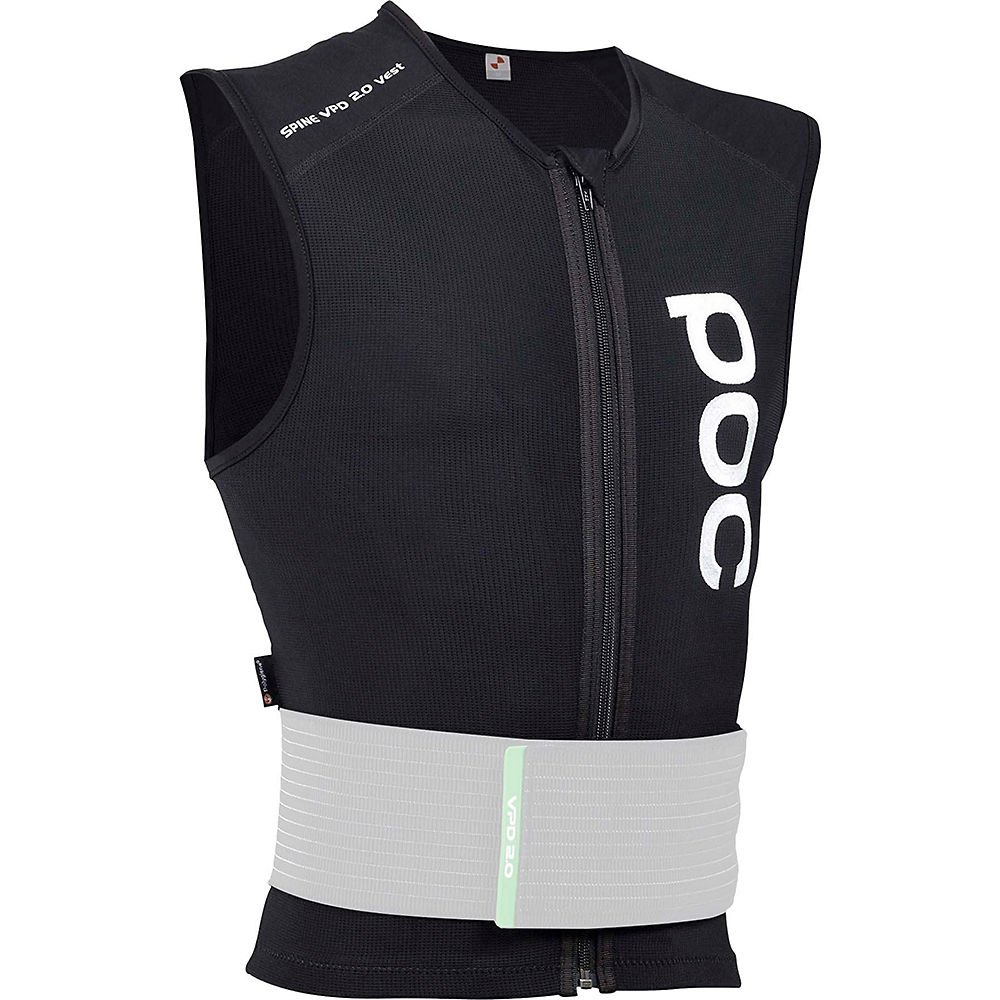 POC Spine VPD 2.0 Vest 2019 - Black - S - Short, Black