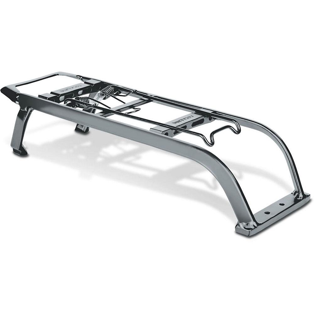Cube Ic E-bike Rear Carrier - Grey  Grey