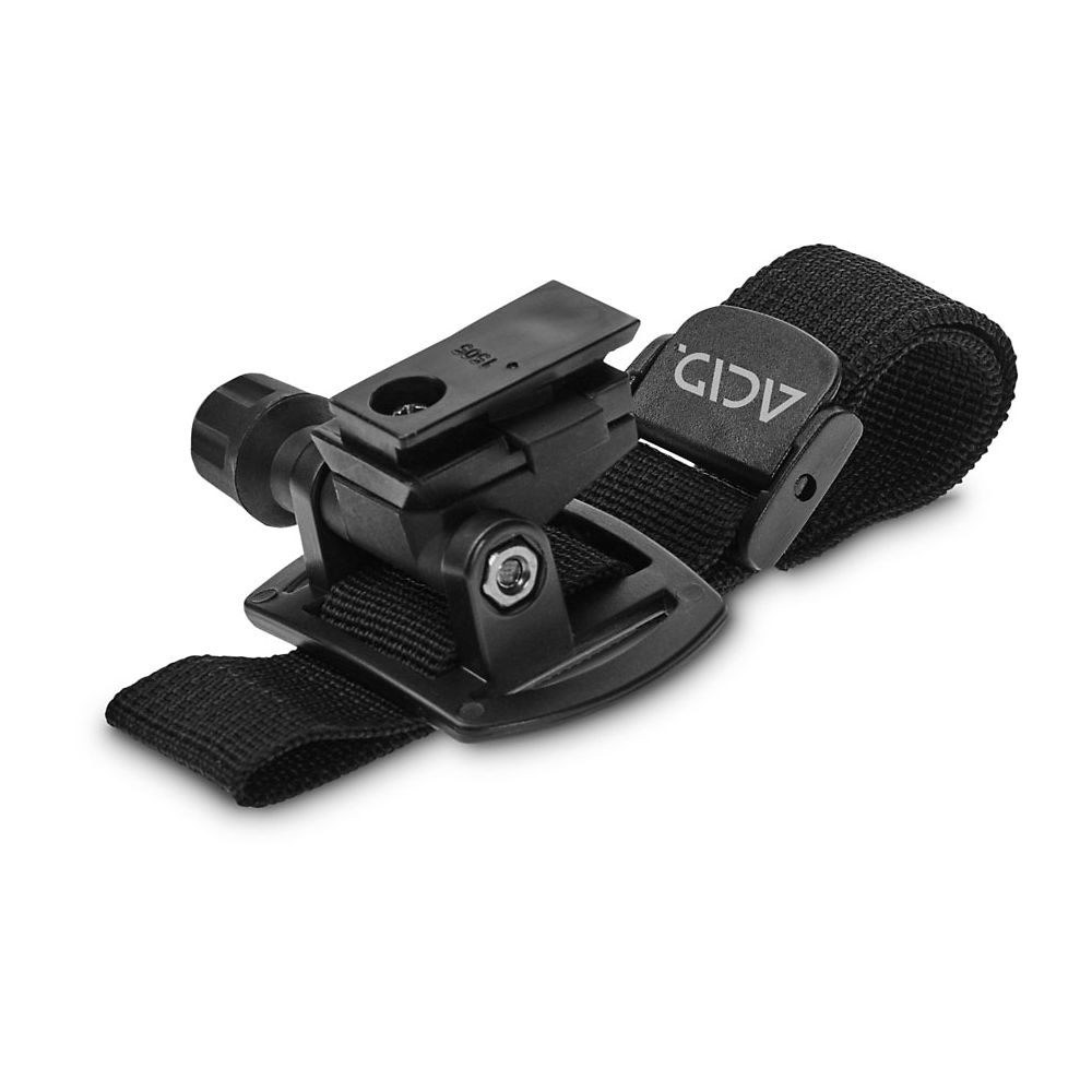 Cube Acid Helmet Mount Slide-Lock - Negro, Negro