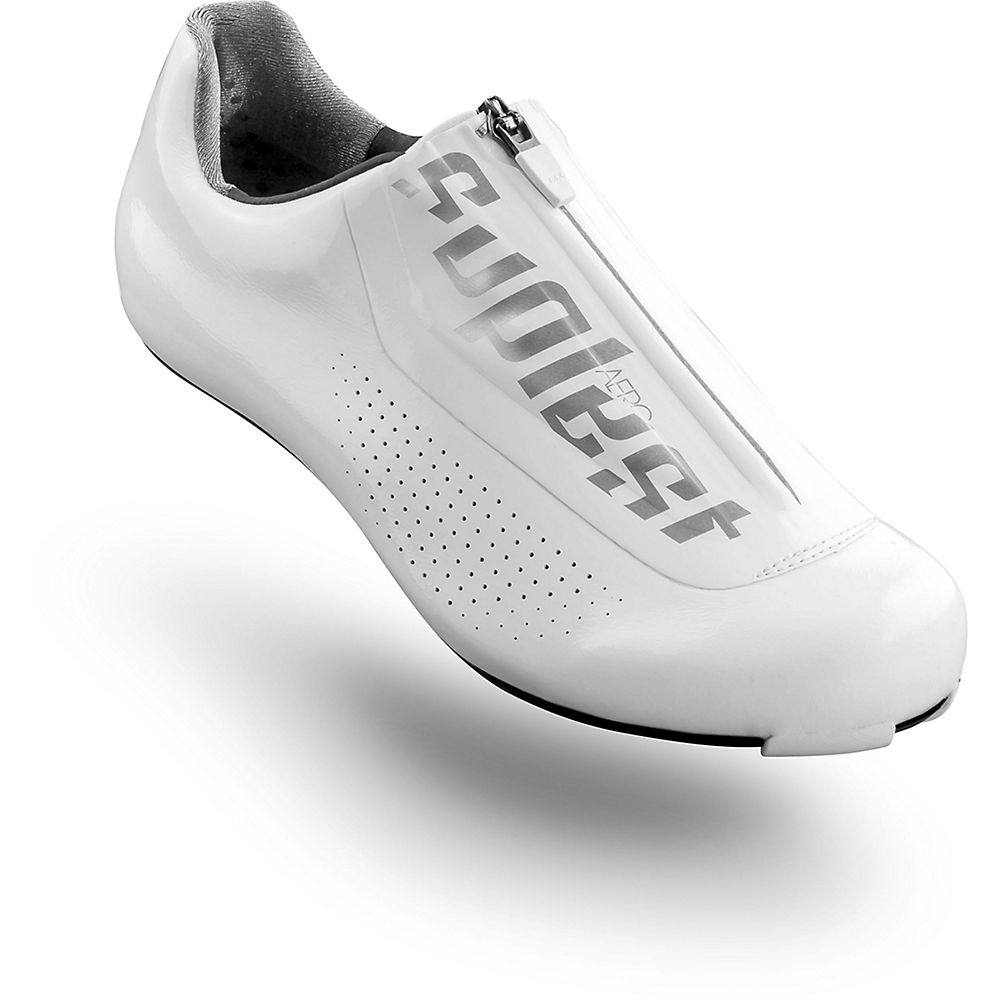 Image of Suplest Edge3 Aero Road Shoe - Blanc - EU 44.5, Blanc