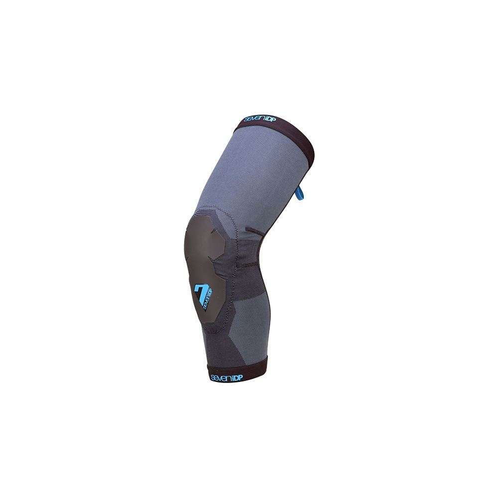 7 iDP Project Lite Knee Pads - Black, Black