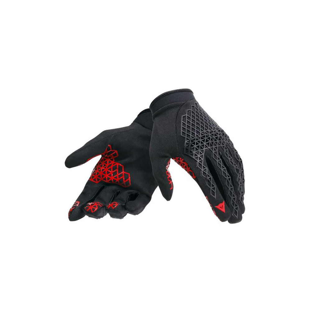 Dainese Tactic Gloves Ext  - Black, Black