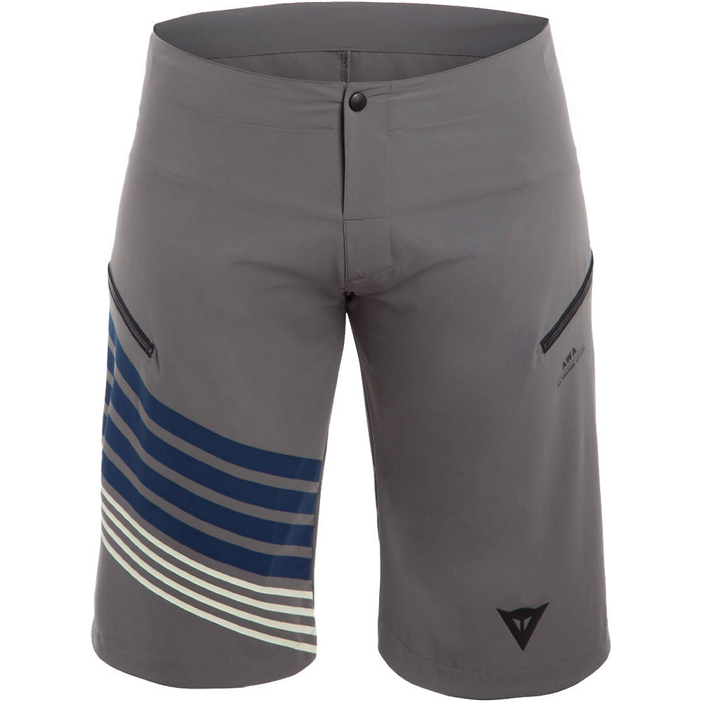 Image of Dainese AWA BLACK Shorts - Gris - 30, Gris
