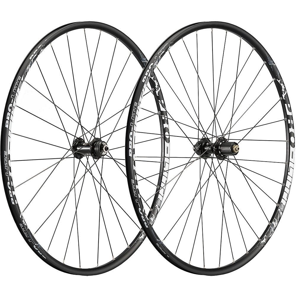 Image of Paire de roues Pro-Lite Revo GX Gravel 2018 - Noir - blanc - Shimano/SRAM, Noir - blanc