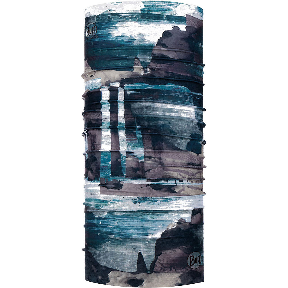 Buff Coolnet Uv+ Buff  - Harq Stone Blue - One Size  Harq Stone Blue