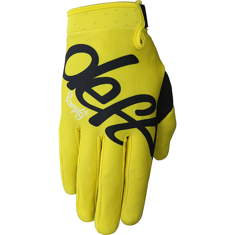 Image of deft family Eqvlnt Solid Gloves 2019 - Jaune, Jaune