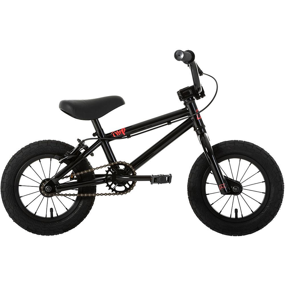 Ruption Imp 12″ BMX Bike 2020 – Black – 11.9″ TT, Black
