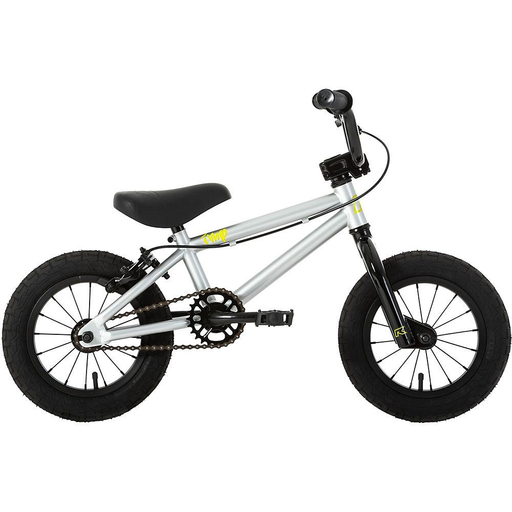 Ruption Imp 12″ BMX Bike 2020 – Silver – 11.9″ TT, Silver
