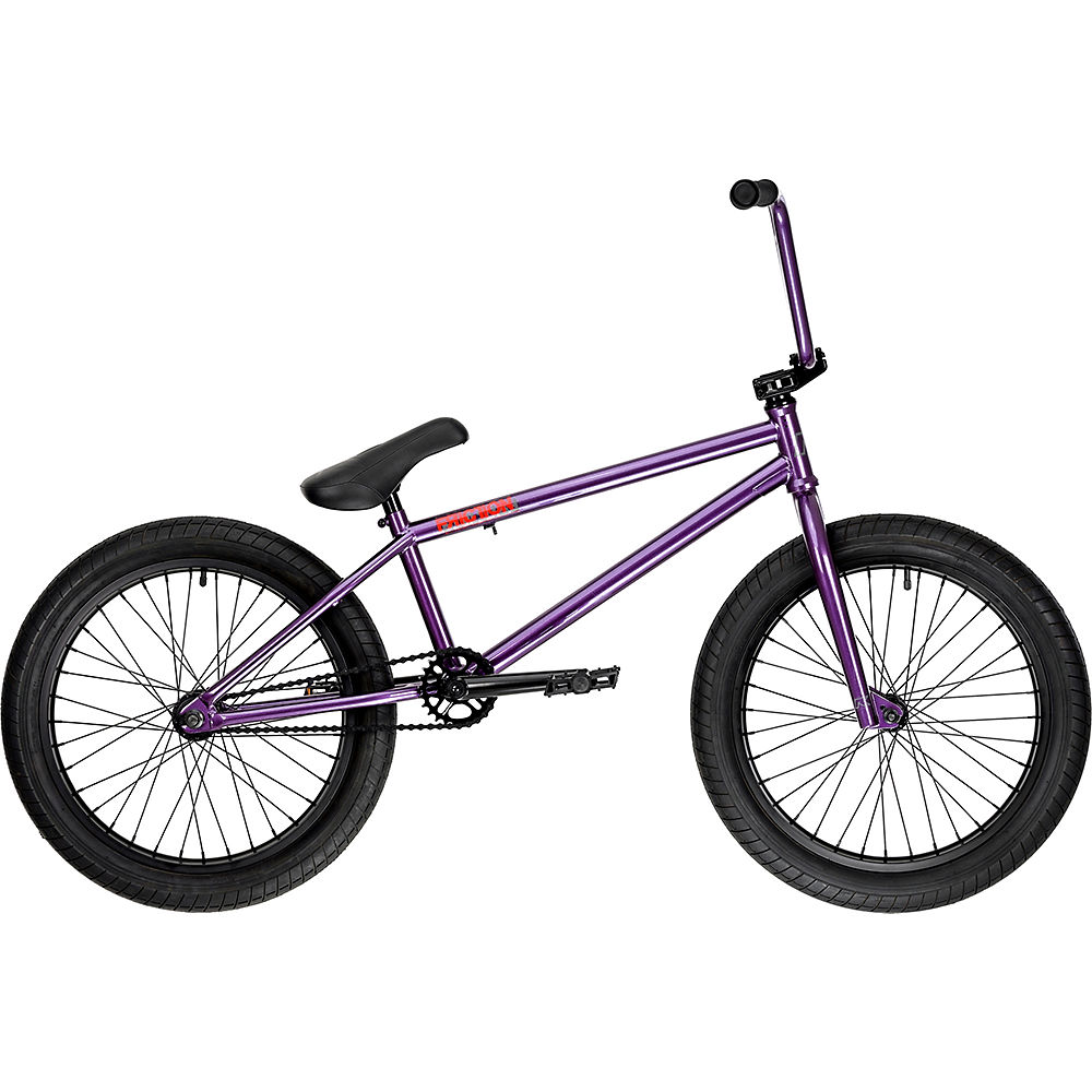 "Image of BMX Ruption Friction (20 pouces) 2020 - Violet - 20.75"" TT, Violet"
