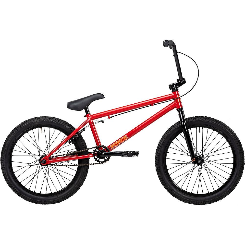 Ruption Force 20″ BMX Bike 2020 – Red – 20.5″ TT, Red
