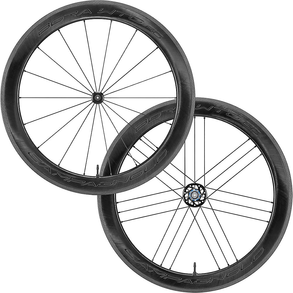 Campagnolo Bora WTO 60 Wheelset - Dark Label, Dark Label
