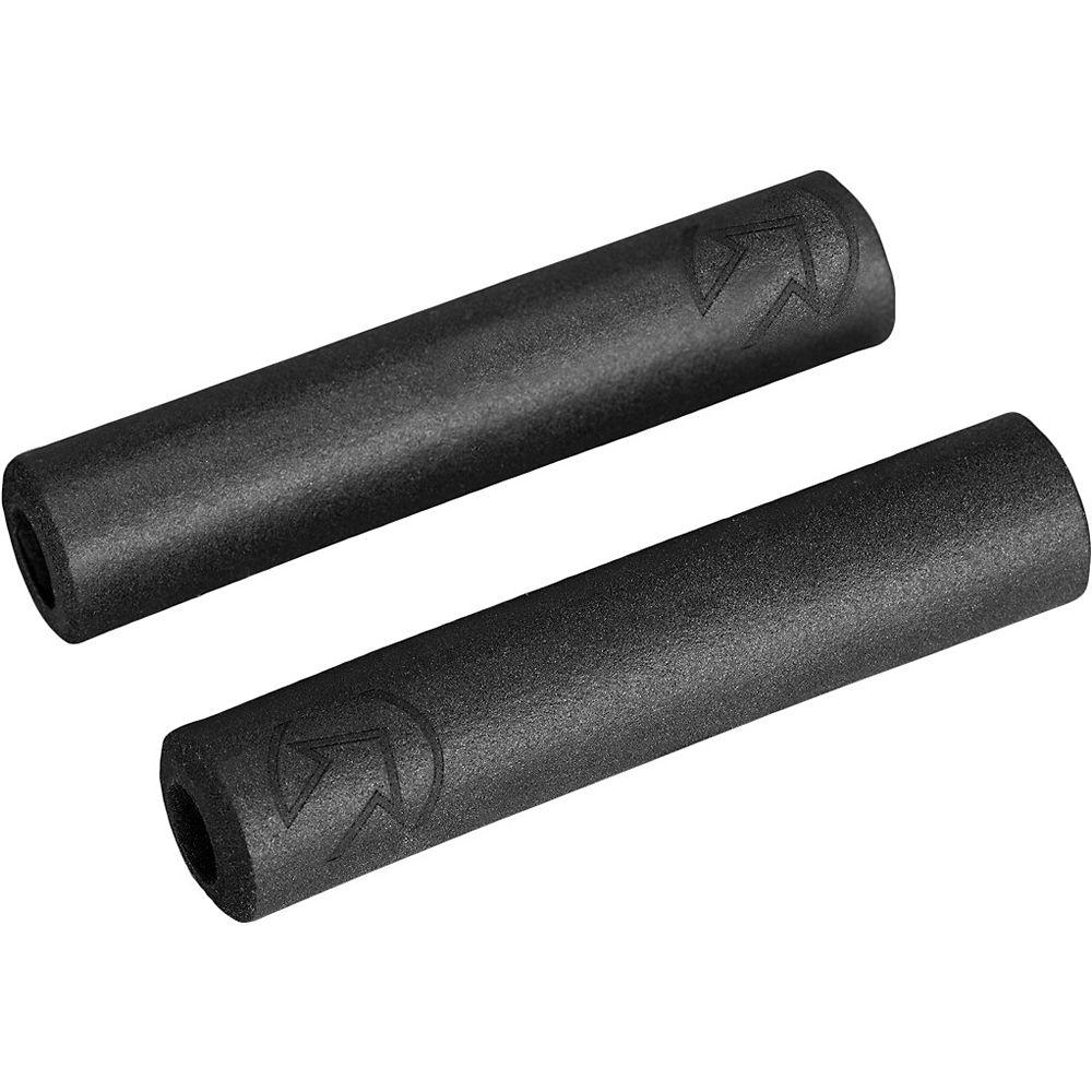 Pro Race Slide On Grips - Black - 130mm  Black
