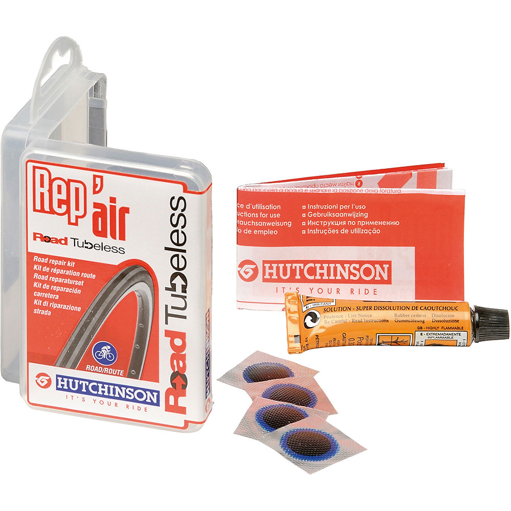 Image of Hutchinson Rep'Air Tubeless Repair Kit - MTB