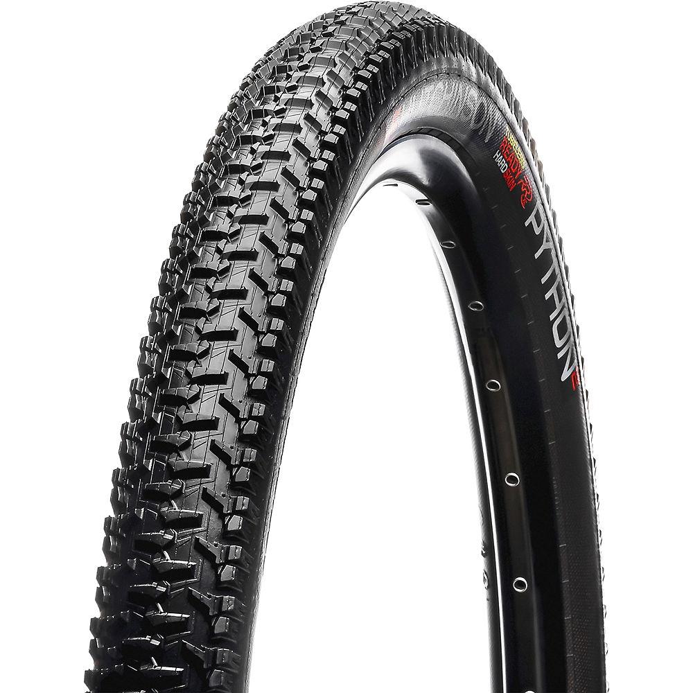 Hutchinson Python 2 TR Hardskin MTB Tyre - Black - Folding Bead, Black